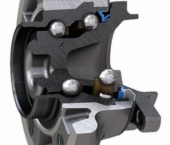 SKF-hub-bearing-unit